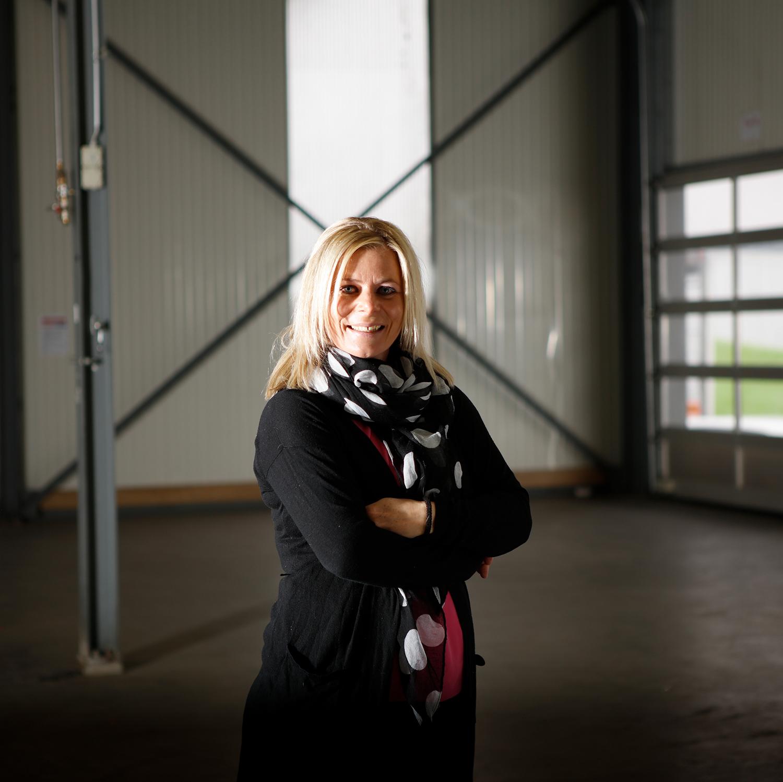 Sandra Morgenthaler